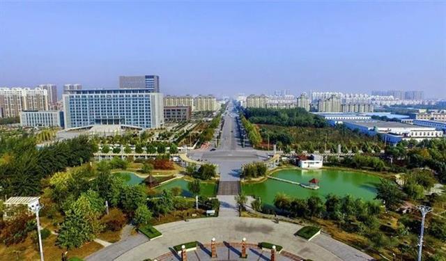 清河县新世纪广场