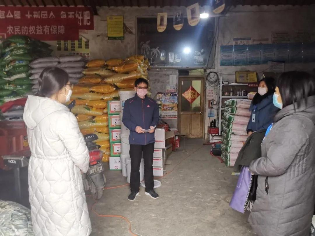 清河县送农资农技下乡活动明日启动