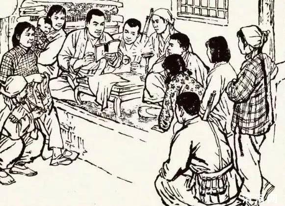 开辟宏毅县三区的斗争