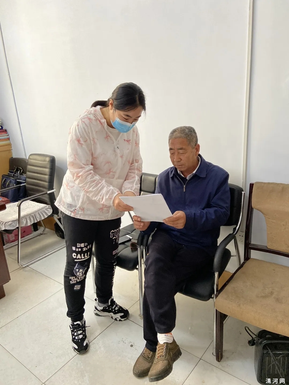 """邢台县老干部局开展""""网络辟谣""""宣传活动"""