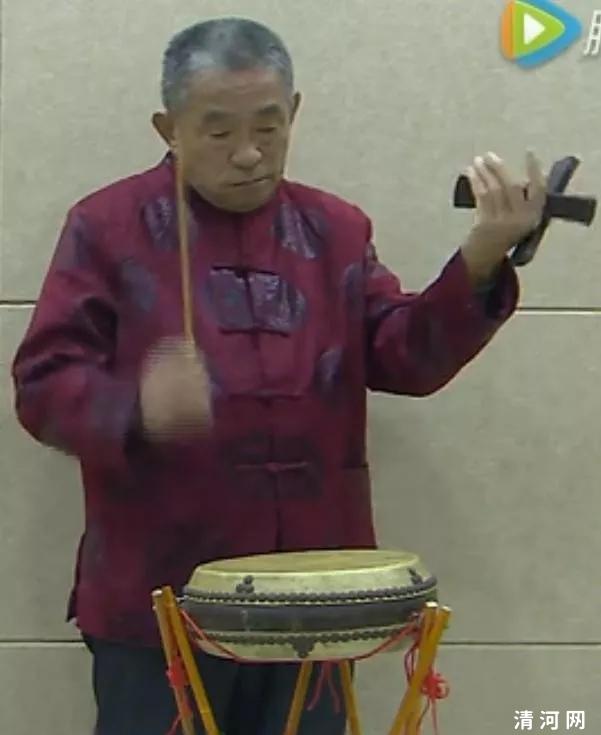 清河传统戏曲: 木板书