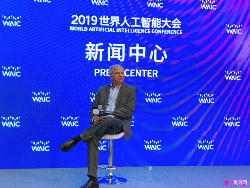 图灵奖获得者、中国工程院外籍院士、卡内基梅隆大学教授 Raj Reddy