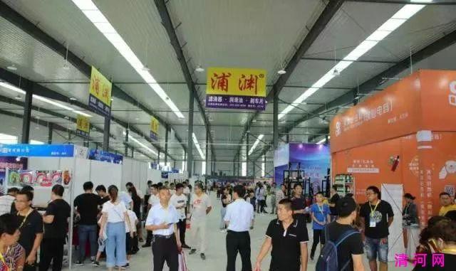 清河第七届汽车配件交易博览会