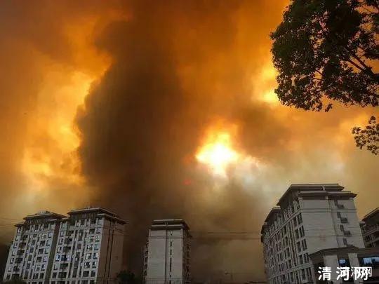 四川凉山大火
