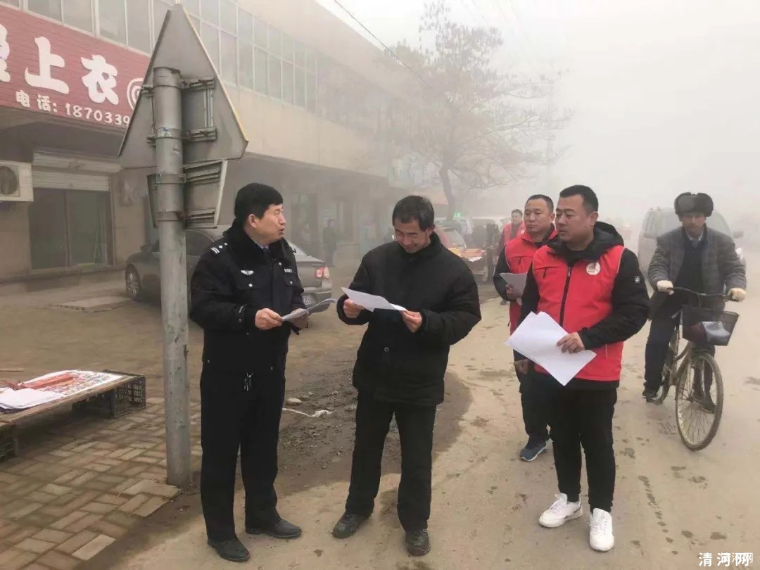 前段庄、西垒桥、孙洼、代屯等村民主动上交烟花爆竹!