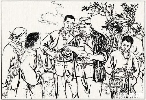 由清河县委领导的武城县第一个党支部建立前后