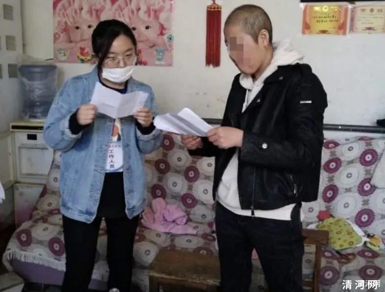 邢台县民政局开展网络辟谣活动